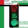 200mm LED Traffic Light 1 Red + 1 Countdown+1 Green