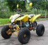 200CC 4-stroke water-cooled 4 forward / 1 built-in reverse gear, manual-clutch ATV