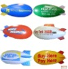 pvc inflatable airplane for sale SFL0664A