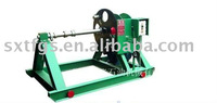 Electric wire spooler for oil drilling rig