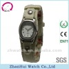 2012Latest fashion Cloth strap lady watches