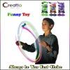 Funny Toy Fyrflyz Cyclone Nytfyr Blue Angel LED Light Spinning Toy