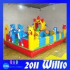Kids Favourite Inflatable Fun City XHM-0803