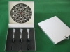 Hot selling aluminum with magnetic dart game