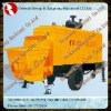 Hot selling the diesel concrete pump in china 0086-15137127638