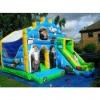 Wizard Magic bouncy house BC-370