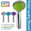 2012 Water Saving Three Function ABS plastic Shower head