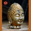 Antique Buddha Carving