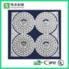 white color high power round LEDpcb board