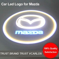 China Factory Led Car Logo for Mazda
