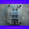 four cavity pipe fitting mould for PPR PVC