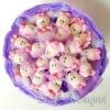 Stuffed plush naughty micky Wedding gift set