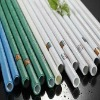 High quality white/green PPR pipes
