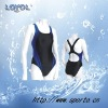 women's swimsuit with fashion design
