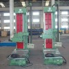 End face milling machine milling end face of H-beam and box-beam, and the degree of milling