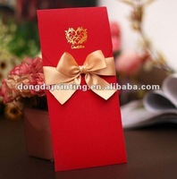 2012 newest style make 3d greeting cards
