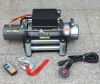 Power winch for 4x4 shop