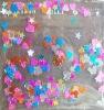 PETvaries of confetti for nail art