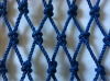 PE knotted netting