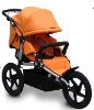 "Jogging Stroller with big 16"" air wheels"