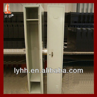 High quality single door steel locker for industrial trainees