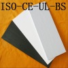 Magnesium oxide board steel profile