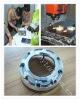 precision machined aluminum casting cnc manufacture