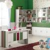 Children cabinet bookcase+desk 806#