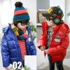 2012 new arrival long winter coats for kids ,kid clothes, children clothing