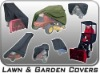 Manufacture nylon waterproof Lawn mower cover