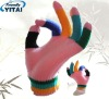 mew knitted warm hand gloves