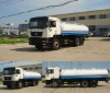 SHACMAN 6x4 small water tanker truck for sale