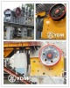 Hot selling good quality gold ore crusher