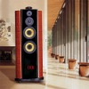 Piano painting Floorstanding Front speaker