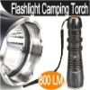 CREE Led 800LM Camping Flashlight Torch Lamp 3 Modes