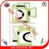 double-sided 95% alumina ceramic pcb board for vehicle instrument
