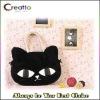2012 New Winter Woman Cute Cat Handbag