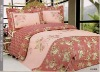 100%cotton 4pcs bedding set moda-b-072