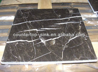 Chinese dark emperador marble tiles / flooring tiles & wall tiles