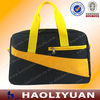 Yellow notebook bag to protect your laptop
