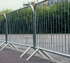 crowd barrier temporary fence/movable fence