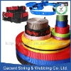 100% nylon webbing for dog leash and collar