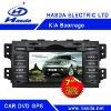 Car dvd player /gps speical for < kia Mohavi ,Kia Borrego >