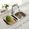 stainless steel #304 luxury kitchen sink