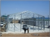 Light Steel Structure high quality galvanized workshop