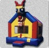 D402 inflatable bounce