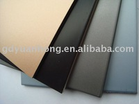 interior wall panel (aluminum thickness:0.15mm to 0.50mm)