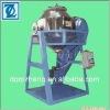 Plastic material color mixer