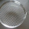 Wire mesh lamp cover