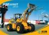 15T Diesel Forklift Truck